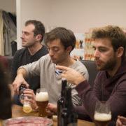 Dégustation bières, fromages et charcuteries